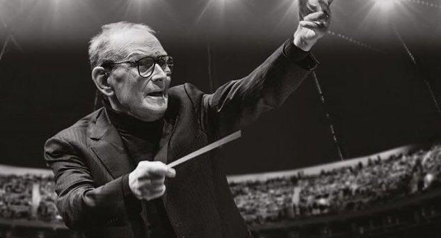 RIP, Goodbye Maestro #enniomorricone  #badday #photo #bw #conductor #conducting #composer #filmmusic #music #film #movie #moviesoundtrack #soundtrack #ennii #morricone #rip #oldman #maestro #goodbye #thebestmusic #musician #oldschool #orchestrator #sound #muzik #hudba #dirigent https://t.co/cmGq2gNarJ