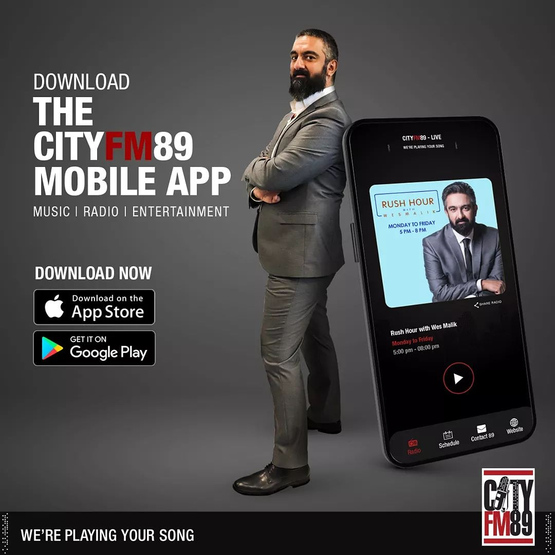 Download the CityFM89 Mobile App, available on App Store & Play Store, to listen to your favorite #shows LIVE and for some GREAT #music because WE'RE PLAYING YOUR SONG! App Store/Play Store: CityFM89 Download Link: https://t.co/3Zu56AEAyz #CityFM89 #CityFM89App #CityFM89MobileApp https://t.co/7vVTkzMH52