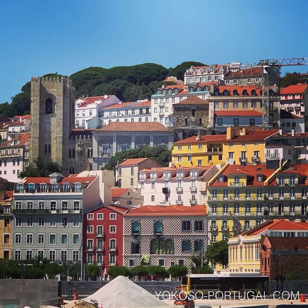 test ツイッターメディア - カラフルなリスボンの街並み。 #リスボン #ポルトガル https://t.co/gjiUdXgqCR