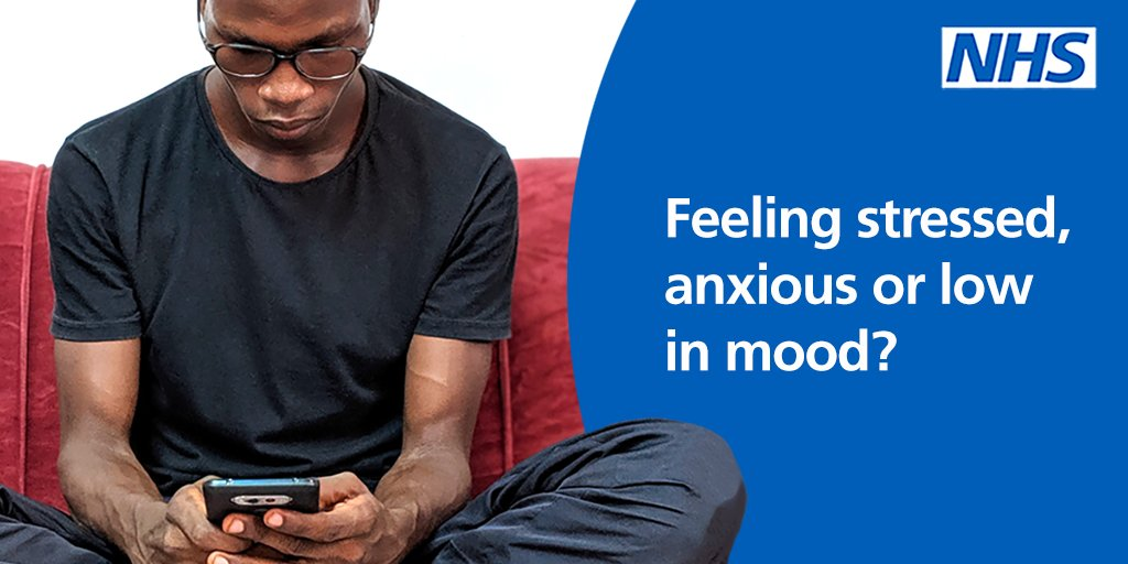 Are you feeling stressed, anxious or in a low mood? There are NHS services in Sutton available to help you with your mental health. You can either refer yourself directly or you can talk to your GP, so don't hesitate getting in touch. Find out more👉 suttonuplift.co.uk