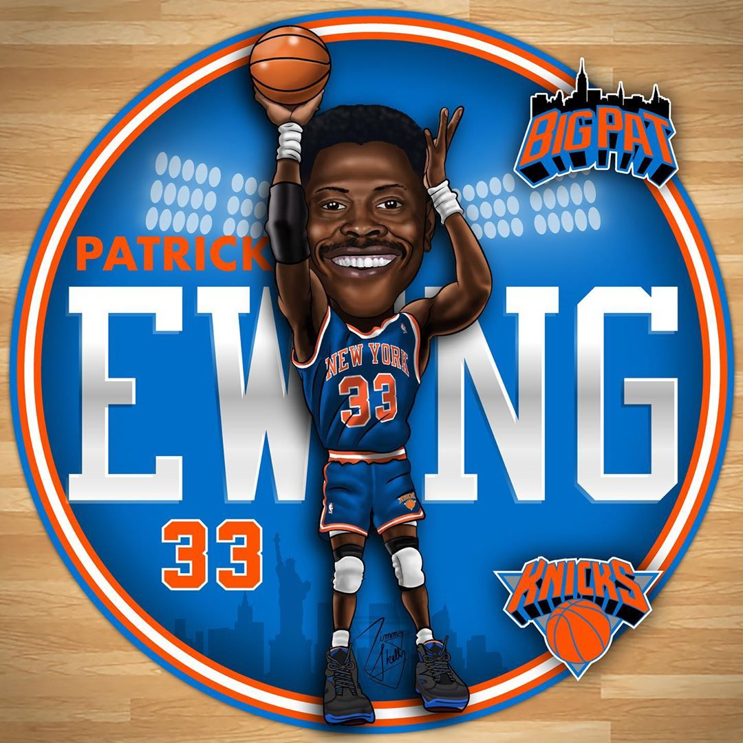 All week long, we'll be featuring some of our favorite Pat art made by the fans! #NewYorkForever  🎨: timmyskellydesigns/IG https://t.co/0R33vA7UOB