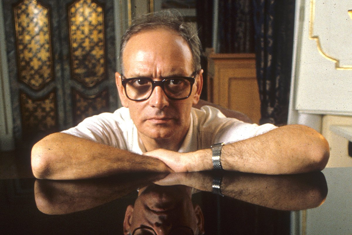 R.I.P. Ennio Morricone Your career was legendary, your compositions were timeless. Thank you for setting the mood for so many of our shows since 1983. https://t.co/ac1QZ9QLPs