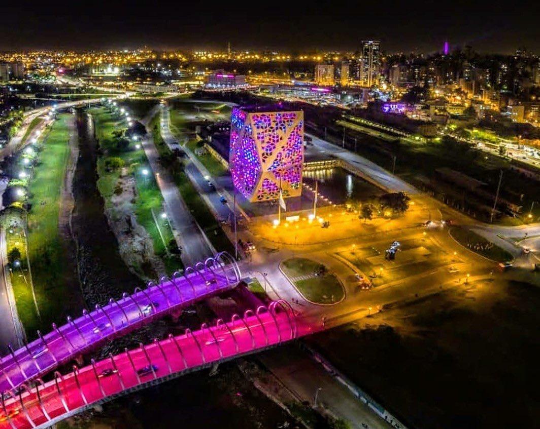 Felices 447  años a la ciudad más linda del mundo ❤️ https://t.co/4gNeJTk5fV