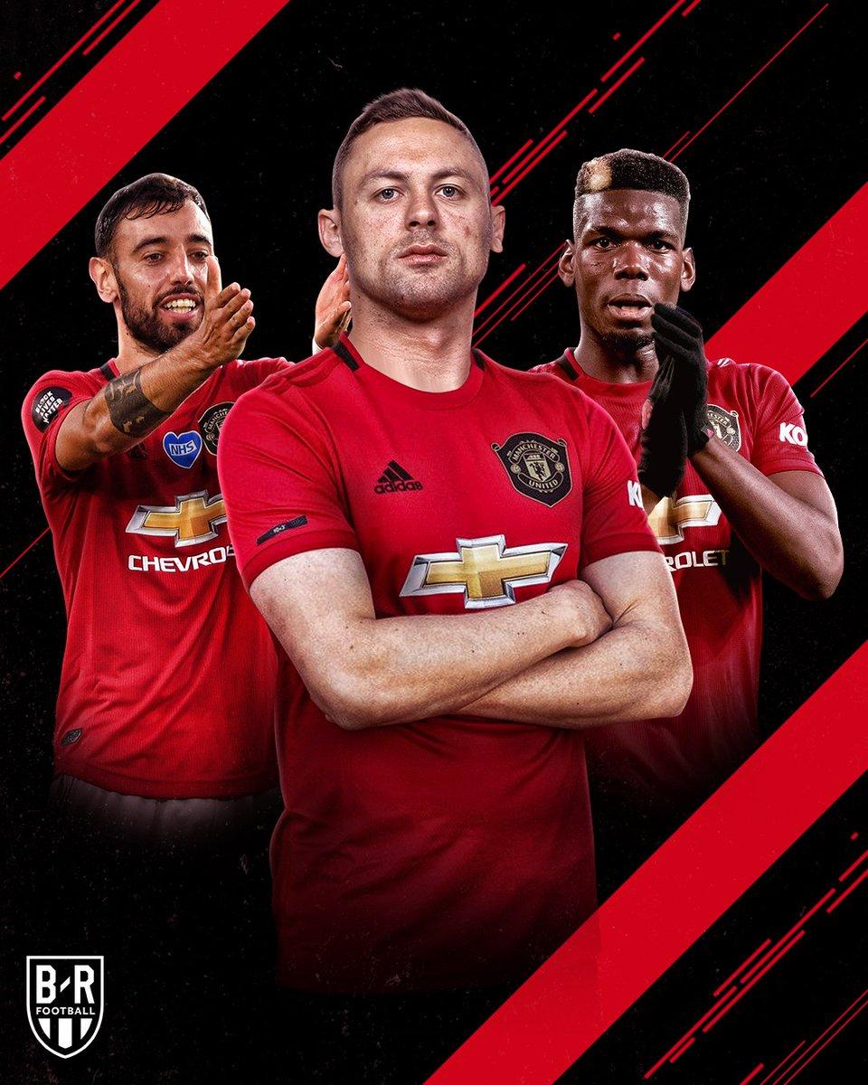 Nemanja Matic is Manchester United's midfield protector 🔒 https://t.co/Q7e1CGwJto