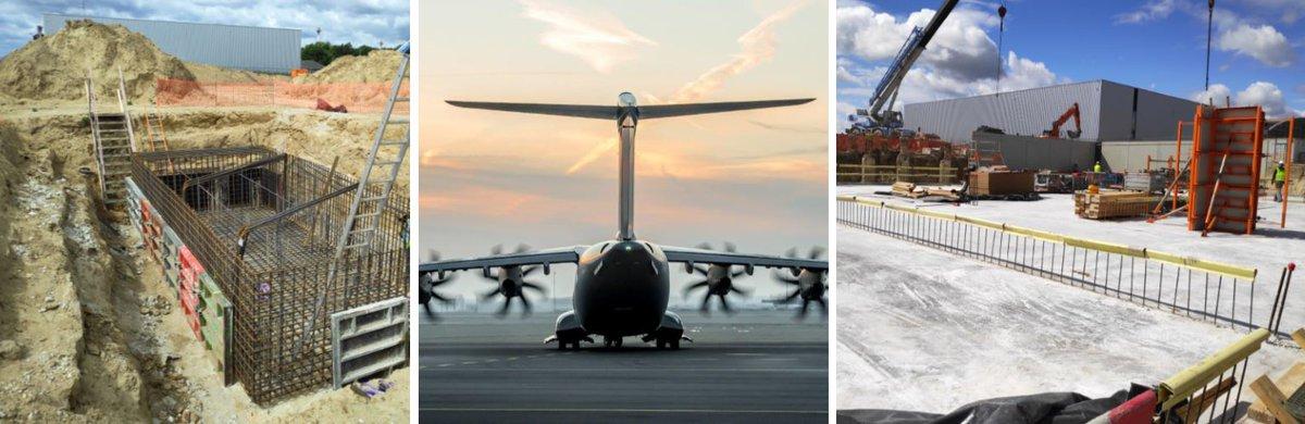 Infra matters : een sterke fundering voor de #A400M https://t.co/LufKtnfvKP https://t.co/ZsHsYh9tPn