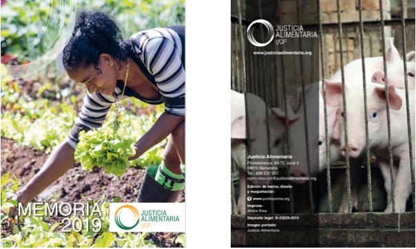 Hemos hecho la #Memoria 2019 de @JusticiaAliment  Podéis conocer sus #campañas sobre los problemas ambientales y sociales del sistema agroalimentario industrializado y las alternativas que promueve ➡️ https://t.co/O5NwsgnBpG https://t.co/I4R72Wh1Nk