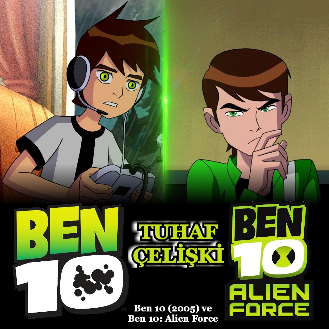10 ben Alien X