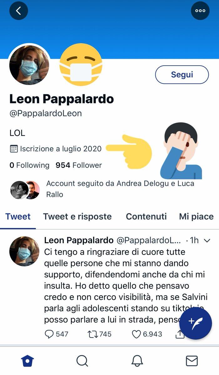 #LeonPappalardo