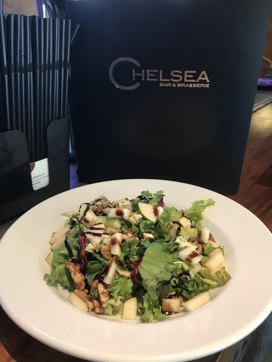 The start of a new week! We are so happy to now be open and serving you all again. Why not try our delicious @ChelseaBrasseri Pear, Cheese & Walnut Salad, it is so good!  #openforbusiness #staysafe #staypositive #placetobe #cheltenham #montpellier #Food #Foodiepic.twitter.com/EZf5ms06Ro