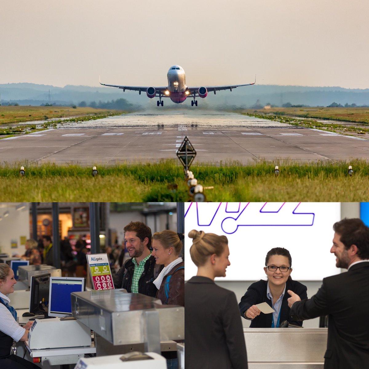 Wir starten wieder voll durch und dafür brauchen wir Dich! Mach Passagiere startklar und bewirb dich jetzt als Check-in Agent. Flughafen Memmingen – Dein Airport in der Region  https://t.co/o0pxzMJUwt #memmingenairport #deinairportinderregion #komminsteam https://t.co/HWgAXePwGW