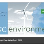 Image for the Tweet beginning: July e-news out today! Read