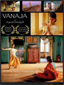 #Vanaja (Telugu, 2006; Dir. @Rajnesh_D), winner of 'Best First Feature' at the '07 #BerlinFilmFestival, employs its rural Andhra setting, a Dickensian plot & the Kuchipudi danceform as a narrative tool to dazzle with both honesty & visual flair! Link: https://youtu.be/8CpTTJ6nrG4 pic.twitter.com/1LAFXWaPB3