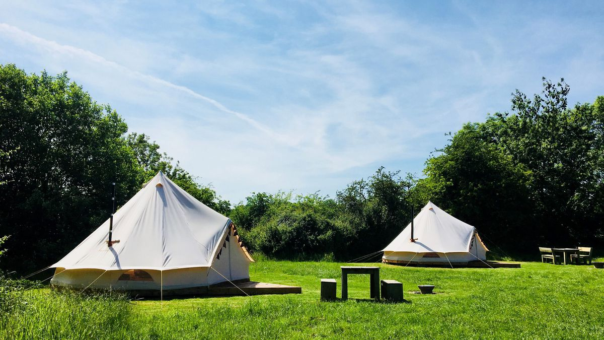 Luxury Cotswold summer camping! Overnight stays from £25pppn inc FREE cancellation https://t.co/UlggqqzEsl https://t.co/XLGYLtNIQE #SME #ThursdayThoughts #FridayThoughts #SaturdayMorning #SundayThoughts #MondayMotivation #TuesdayThoughts #WednesdayWisdom