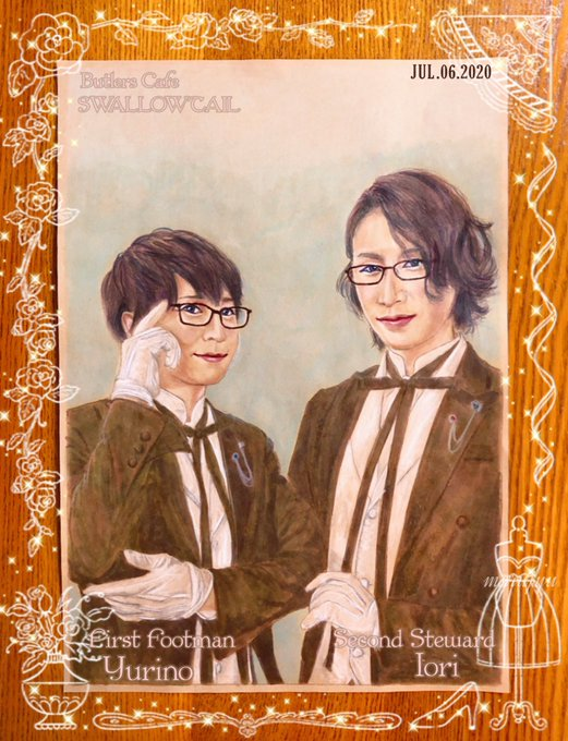【Butlers Cafe SWALLOWTAIL】【First Footman】百合野さんと【Second Stewa