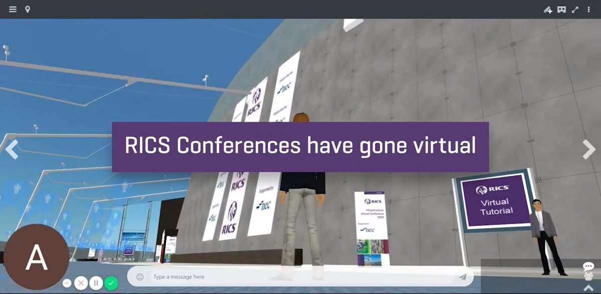 RICS Conferences have gone virtual.✨  Have you taken a look around our new digital conference platform yet? 👀  Hear what our delegates have to say and find out how you can take part in one of our upcoming conferences: https://t.co/1QZ8OSXOUw https://t.co/wtKnzgu3du