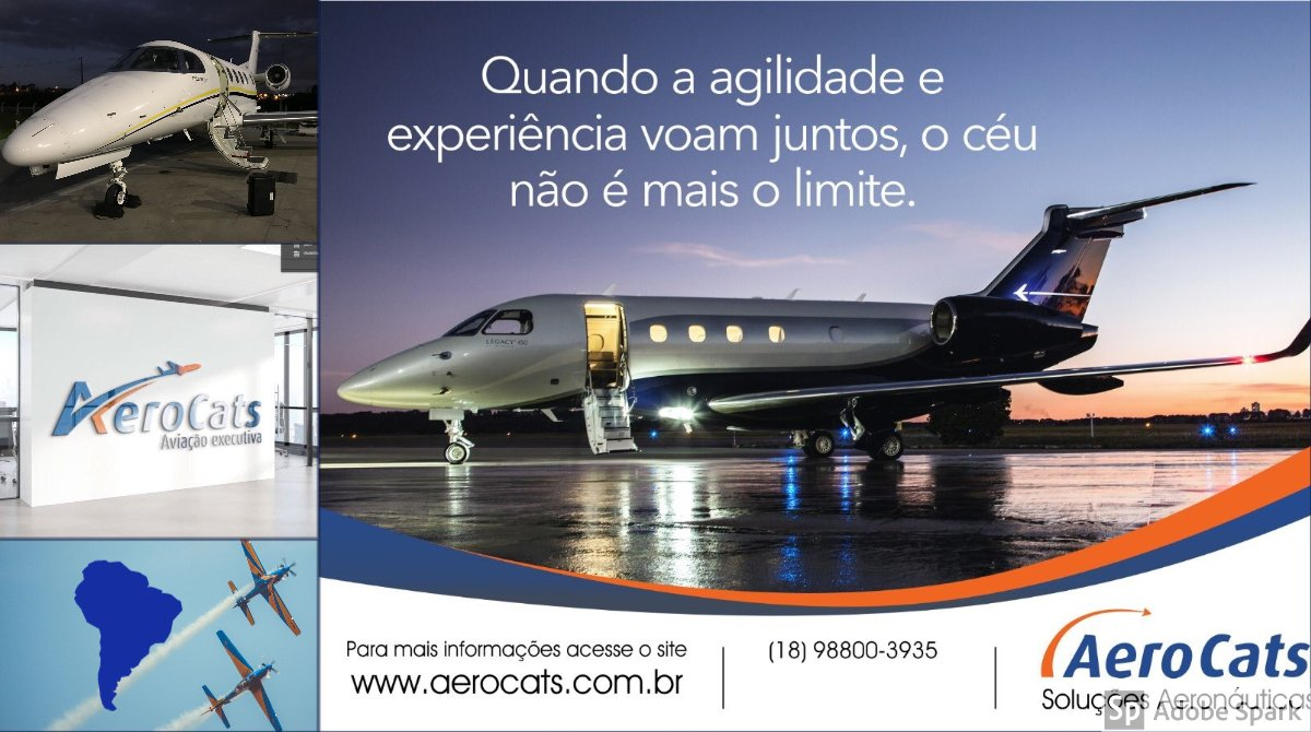 @captpera Our #RVSMMonitoring Service partner #AeroCats @captpera provides #RVSM services in #Brazil 🇧🇷 and South America #bizav #bizjet #jato #jatoexecutive  #aviation #pilot #pilotos https://t.co/PylEVvWci2    https://t.co/UQ1TjyqAz4