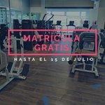 Image for the Tweet beginning: Matrícula gratis en el Centro
