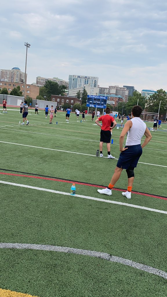 RT <a target='_blank' href='http://twitter.com/Principal_WLHS'>@Principal_WLHS</a>: Good morning, Generals! Here on campus checking out Freshman football conditioning. <a target='_blank' href='https://t.co/vypGA94L9j'>https://t.co/vypGA94L9j</a>