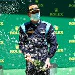 First weekend of 2020 @FIA_F2  = Maiden podium for Williams Academy driver, @DanTicktum 👏  #WeAreWilliams 💙