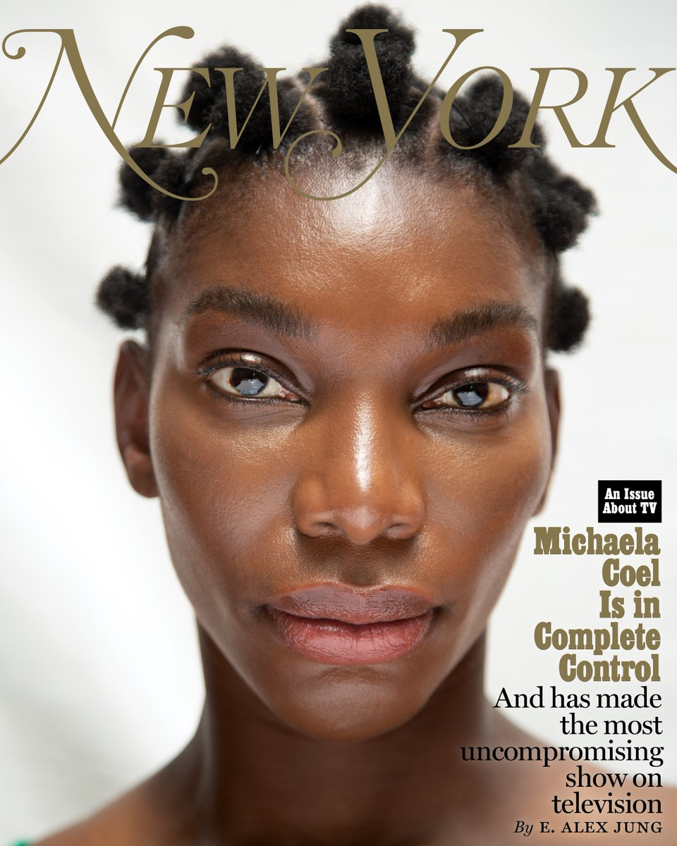 On @NYMag this issue: With the television industry in the midst of an existential crisis, @MichaelaCoel's #IMayDestroyYou feels like a lifeline, arriving in the middle of a critical juncture in history. @e_alexjung reports