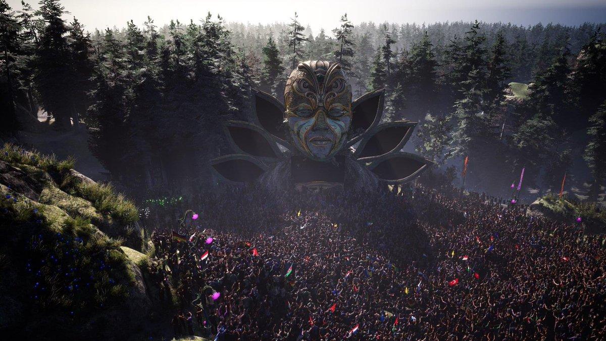 .@Tomorrowland Digital Festival 🦋 …ckets.aroundtheworld.tomorrowland.com