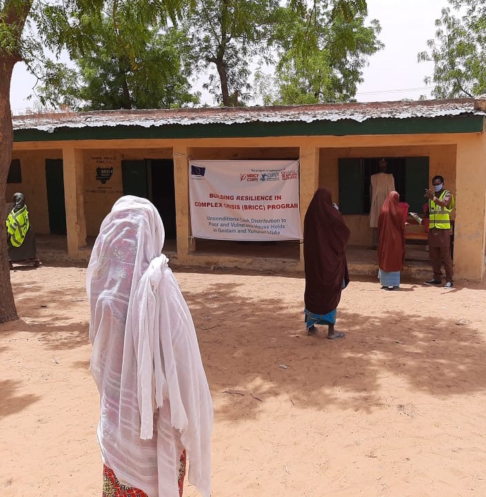 🇳🇬Providing appropriate holistic package and enhancing social protection and livelihoods in Yobe state thanks to @europeaid @EUinNigeria funded BRICC program, in consortium with @mercycorps and @DRC_ngo & supported by Youth Employment and Social Support Operation (YESSO). https://t.co/1lRwAOpjoQ