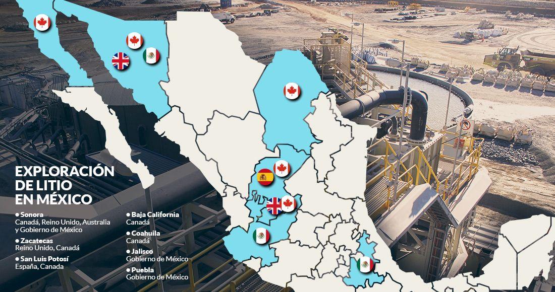 """SinEmbargo on Twitter: """"31 empresas de 4 países ya tienen proyectos en  litio; era nuestra esperanza después del petróleo https://t.co/yyXt8Sfw1a…  https://t.co/xUzxHgAmoQ"""""""