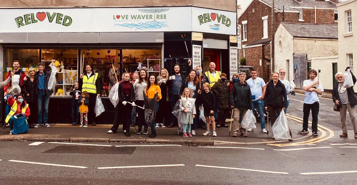 A world premier: RELOVED: A Shop Full of Love lovewavertree.org/reloved-a-shop… Starring our own @Sharon_Bingham @ClareDevaney with background appearances by other fabulous Love Wavertree members inc! Produced by our very own Love Wavertree ace, @EdwinBrucePink