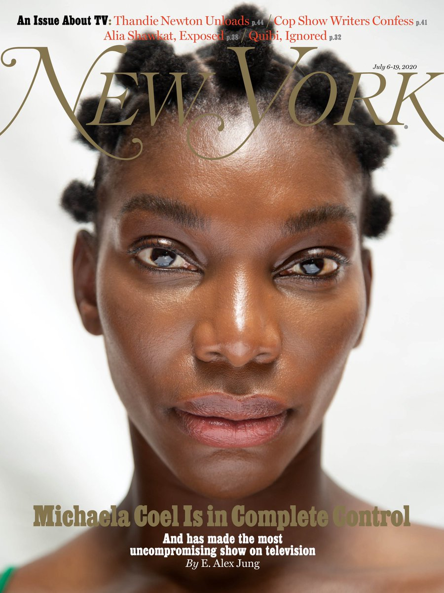 i profiled michaela coel, the creator of the best television show of the year vulture.com/article/michae…