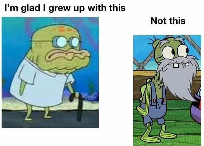 Follow for more spongebob related memes @squiddybottom - Tags:  #memes4days #memesfunny #dailymemes #memepage #funny #memestagram #memedaily #meme #memes #bestmemes #dankmemes #funny #funnymemes #lol #lmao #memeoftheday #relatable #spongebobmemes #hilariousmemes #dankmemes …pic.twitter.com/Pg7vLZsAWn
