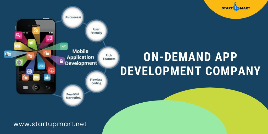 Startupmart is an on-demand app development company that offers rich features, flawless coding, Uniqueness, and User-friendliness.  >> https://t.co/KWv5TKpzJZ  #OnDemand #appdevelopmentcompany #iOS #androidappdevelopment #usa #uk #uae #canada #Singapore #Malaysia #Japan #Texas https://t.co/kDhSUgCZvu