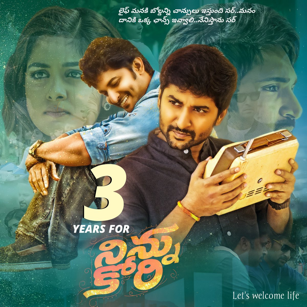 Ninnu Kori (Aaj Ka Khiladi) 2020 Hindi Dubbed 720p HDRip 1.3GB Download