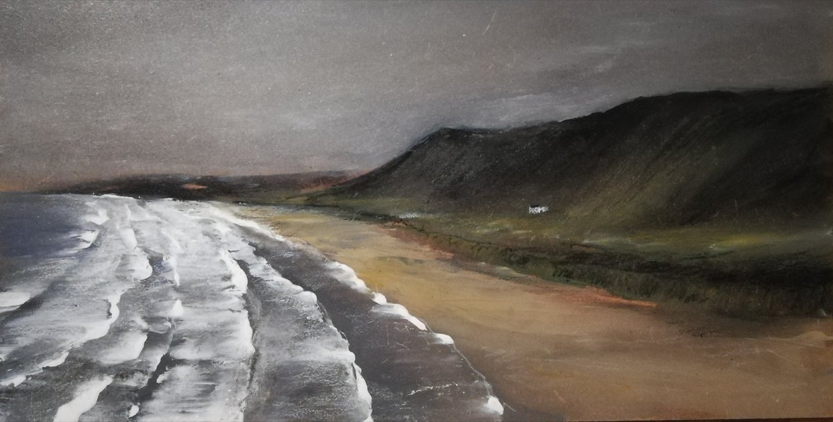 Available for commissions of Rhossili