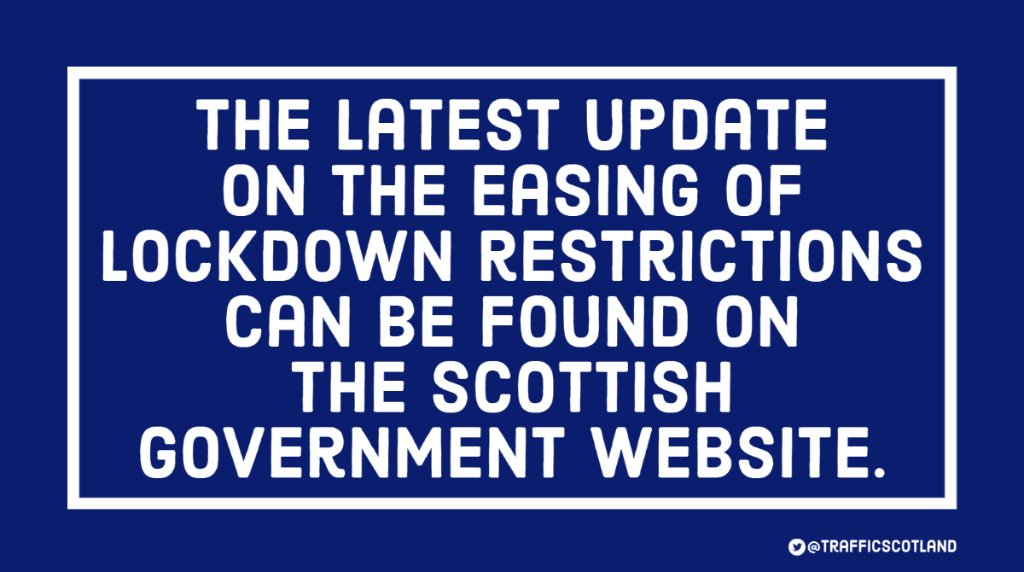 test Twitter Media - What's the latest update on lockdown rules❓   Scotland's Covid-19 restrictions and route map can be found here👉 https://t.co/YI39Wblxbt  #StaySafe https://t.co/oNY0jCDfNm