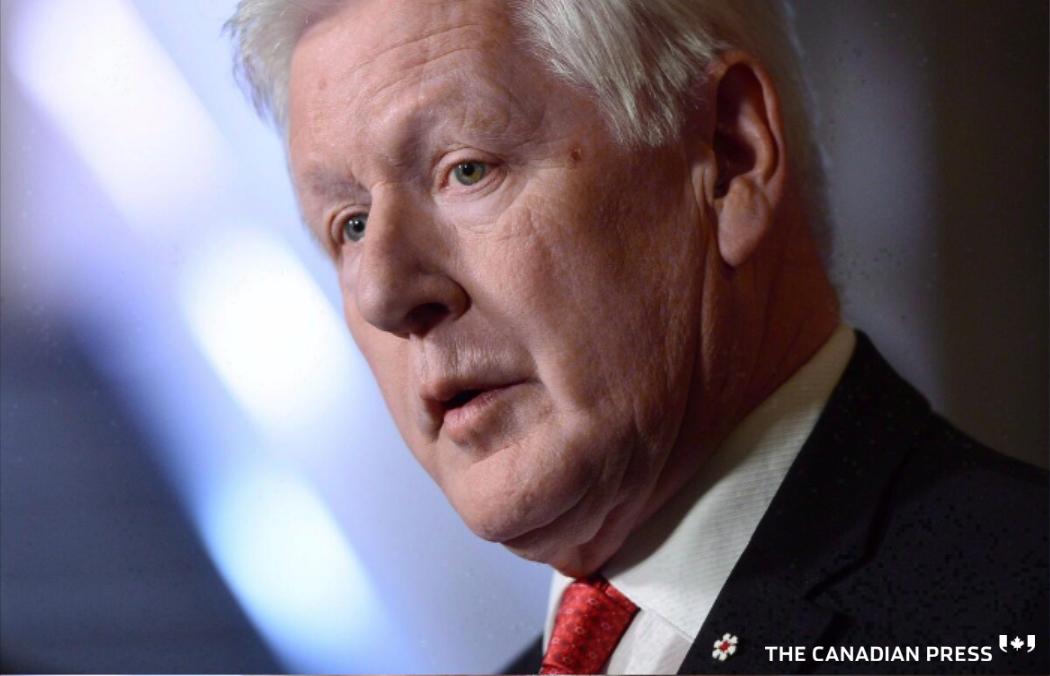 Bob Rae named new Canadian ambassador to the United Nations #cdnpoli https://t.co/0Q71NABFt0 https://t.co/9Nln5GQLwk