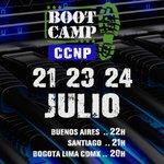 Image for the Tweet beginning: #ATENCION  Primer #bootcamp con foco