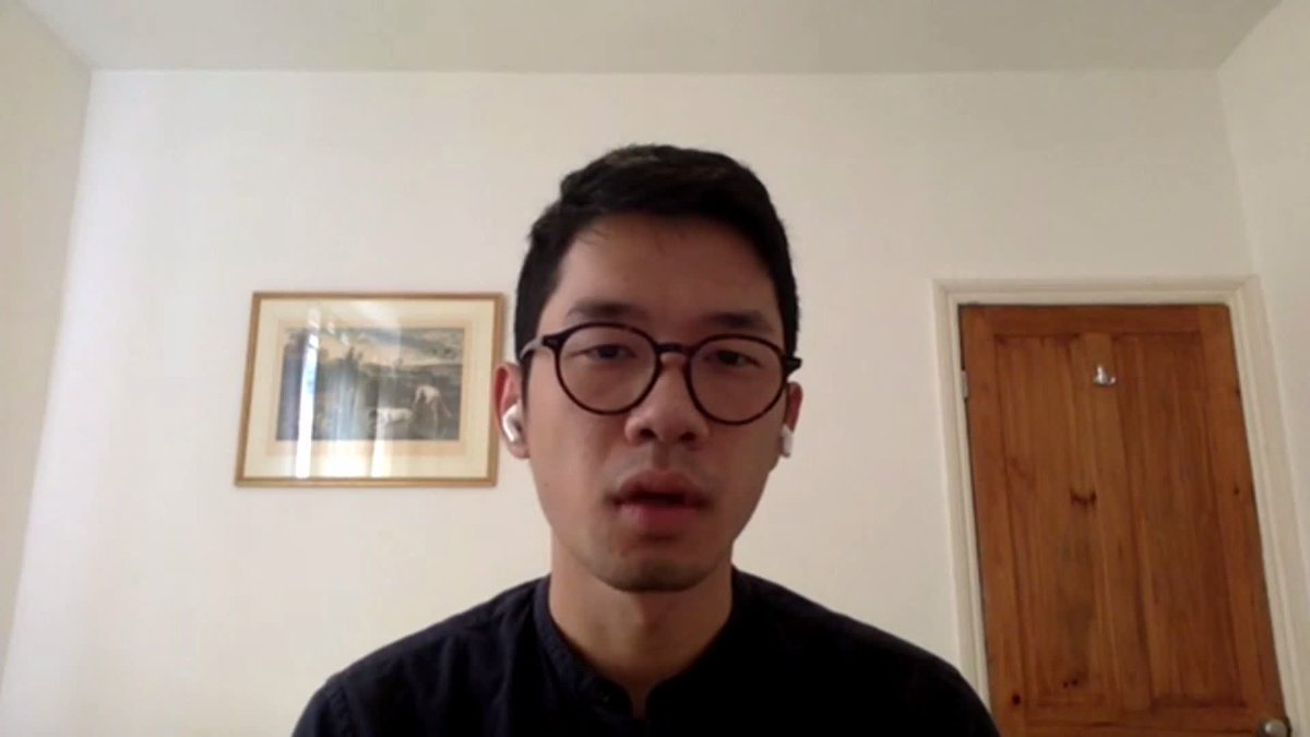 There has been so much wishful thinking. Hong Kong activist, Nathan Law, says that without global pressure, China will always be authoritarian.