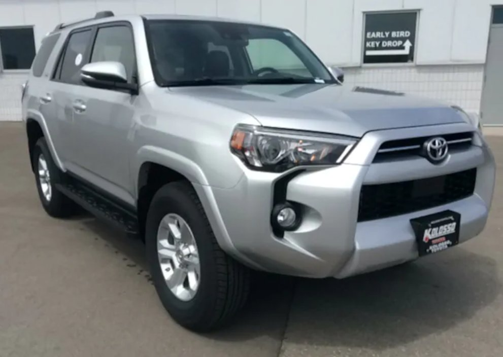 When your adventures require more, the new 2020 #Toyota 4Runner steps up. Experience the capability and durability of the new 4Runner for yourself: https://bit.ly/2NXo1Hxpic.twitter.com/3xJxpX5wV8