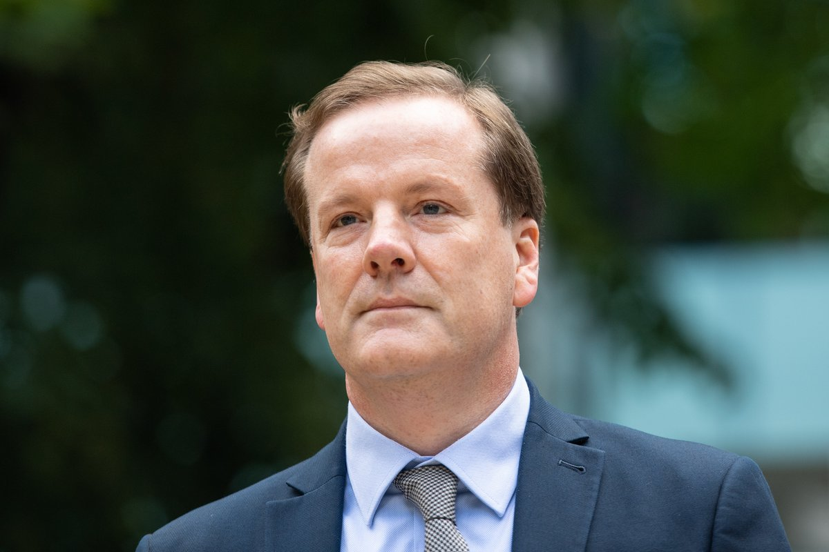 Former Conservative MP Charlie Elphicke chased a woman around his kitchen and chanted 'I'm a naughty Tory' after sexually assaulting her, a court has heard  https://t.co/EevY8rjJkZ https://t.co/0iNyVFU9XK