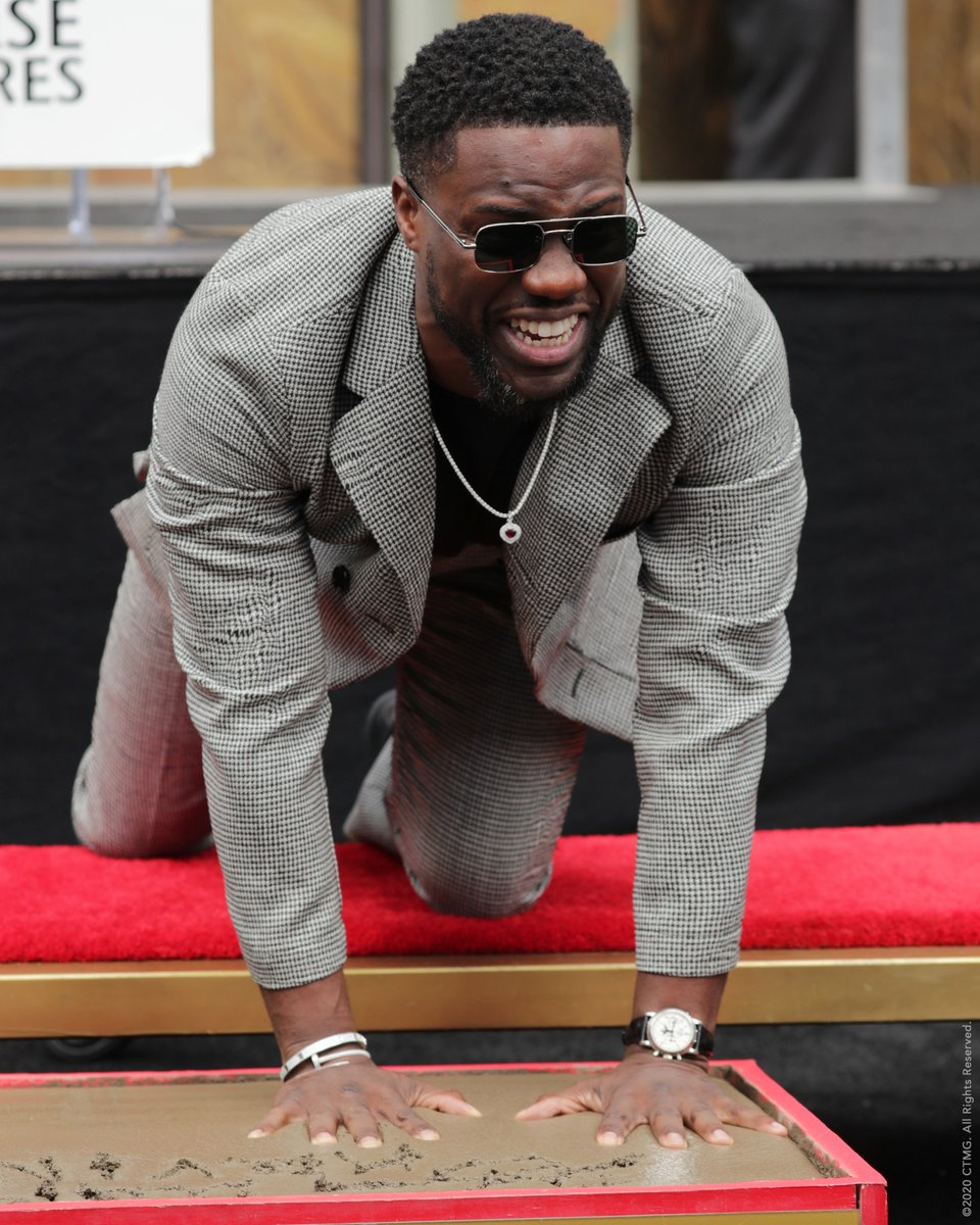 Happy birthday to @JumanjiMovie and @FatherhoodMovie's @KevinHart4Real! 🥳 Hands down, you're the best!
