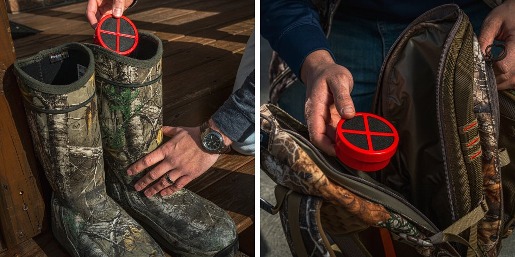 Here's an easy hack for taming stinky hunting boots. 🥾 Find out what: bit.ly/3f3L3sf