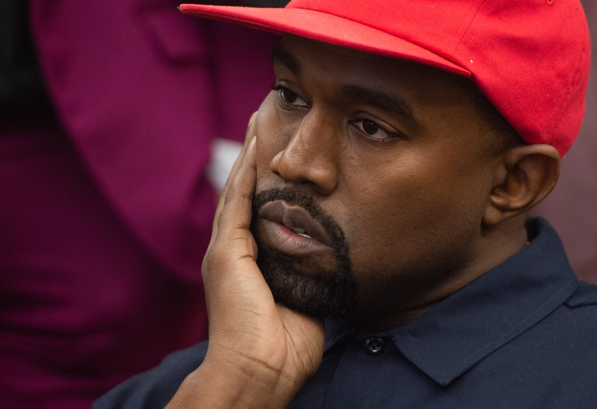 Kanye West reportedly hasn't filed any paperwork to run for president.  https://t.co/M9Mddt85OC https://t.co/q9oQkuOKbR