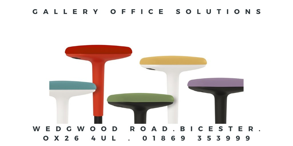 Rockit is a new rocking stool. It has an integrated gas lift, swivelling seat and a rounded, non-slip rocking base which stimulates core muscles for improved posture and wider health benefits.  For further information call Mandy on 01869 353999  #officelife #Oxford #Bicesterpic.twitter.com/Pt8AIVbPoF