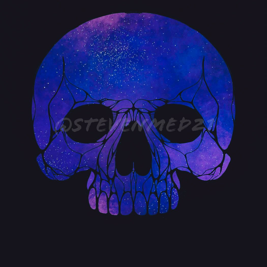 Hello, this is my second digital work. I had a lot of fun making this one, hope you like it :)))  #digitalart #skull pic.twitter.com/cIbhOn9Jwb