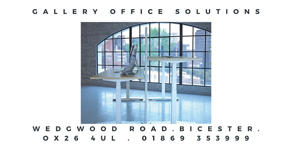 Individuals who need to change their position regularly may benefit from a height adjustable desk. Ideal for those with back pain and other musculoskeletal issues.  For more information  please contact Mandy on 01869 353999 of m.giraud@gosltd.co.uk  #officelife #Oxfordshirepic.twitter.com/ZGt4I1nO0o