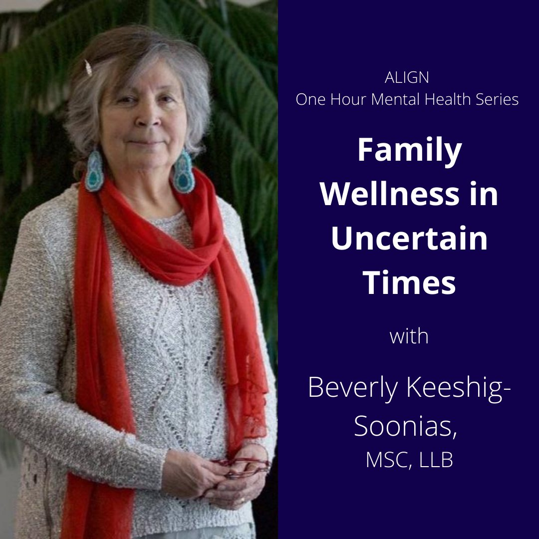 test Twitter Media - Check out our one-hour Mental Health Series with With Beverly Keeshig-Soonias, MSC, LLB, on Family Wellness in Uncertain Times. Register here: https://t.co/CWEH5FJWtZ  #mentalhealth #family https://t.co/GXNQzenT89