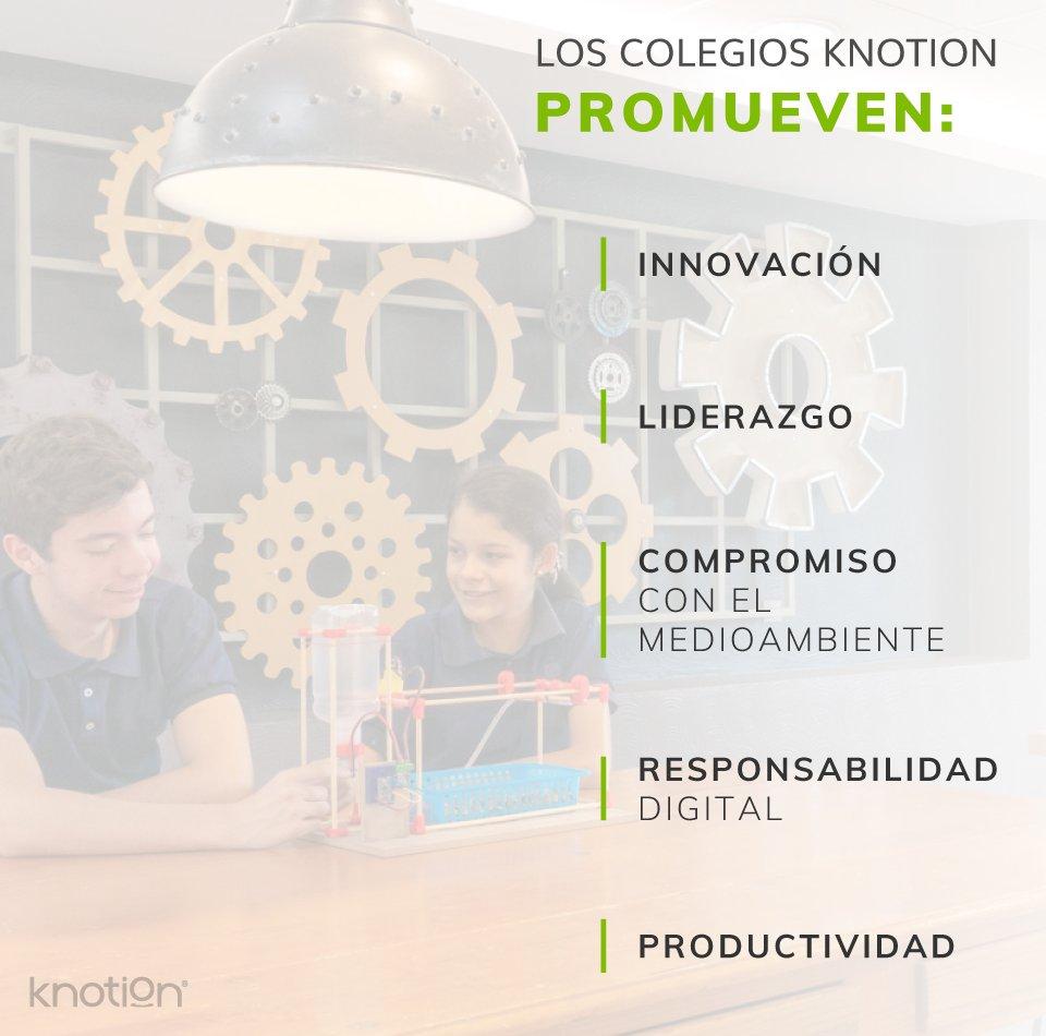 Ante los retos de la actualidad... ¡Knotion es una verdadera solución educativa! 🌎📲  Somos una empresa 100% mexicana que está logrando redefinir el aprendizaje. 🇲🇽   ¡No dudes más en sumar tu colegio a esta nueva manera de #aprender! 🔝🙌  https://t.co/MMLaf3aMBX https://t.co/BJuaojmVXd