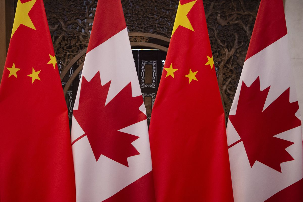 Chinese government threatens Canada, warning citizens to exercise caution when travelling to the country https://t.co/BI7dbv5xO8 https://t.co/ICplcbGpqV