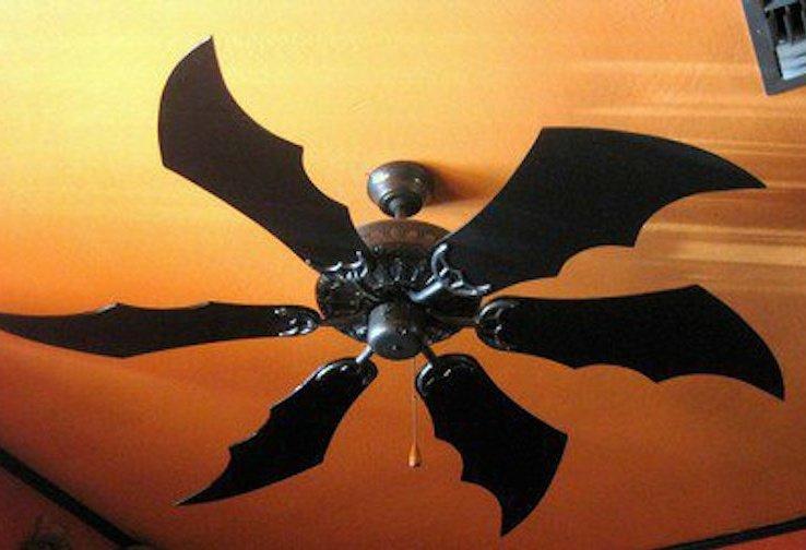 Bat wings ceiling fan https://t.co/mM1lxZP61s