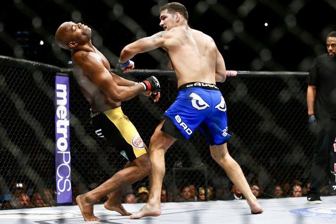 Jul6.2013  7 years ago today,  Chris Weidman shocked the world. https://t.co/JZXqUQ9Gok